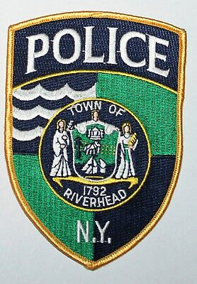 TOWN OF RIVERHEAD POLICE New York NY PD patch