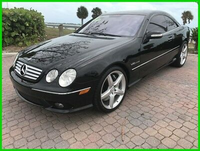 Mercedes-Benz CL-Class CL65 AMG 2005 CL65 AMG W215 / Renntec Tuned / Full Service Records / Very Clean