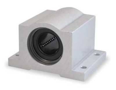 Pillow Block,1.250 In Bore,3.625 In L DAYTON 2CNN4