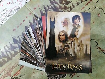 Herr der Ringe - Trading Card Set - The Two Towers - Update Edition