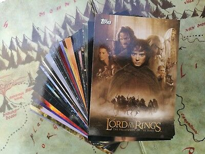Herr der Ringe - Trading Card Set - The Fellowship of the Ring - Update Edition