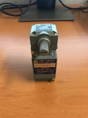 New Square D 9007-C6282 Series A Limit Switch