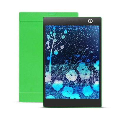 LCD Writing Tablet 9.7 Inch Colour Electronic Drawing Board Digital Rewritten Pa