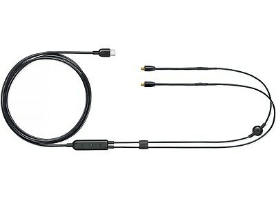 Shure (RMCE-USB) Remote + Mic MMCX Mini-USB Cable for SE Series In-Ear Monitors