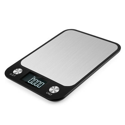 Accurate LCD Digital Scale Food Kitchen Scales 10kg / 1g Jewelry Gram Weight