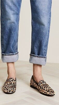 a3182c46c18 SAM EDELMAN  139 Loraine Genuine Calf Hair Loafer