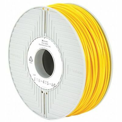 Green Computers/tablets & Networking Helpful Verbatim Americas Llc 55263 Pla 3d Filament 3mm 1kg Reel