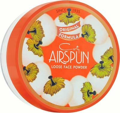 Coty Airspun Loose Face Powder - Suntan Tone 2.3 oz / Worldwide Free Shipping