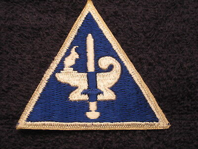 Ww Ii Era National Defense Cadet School 100% Mint Authentic & Original Patch !!