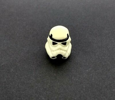 LUKE SKYWALKER STORMTROOPER HELM (original) / Star Wars Kenner Vintage - Last 17