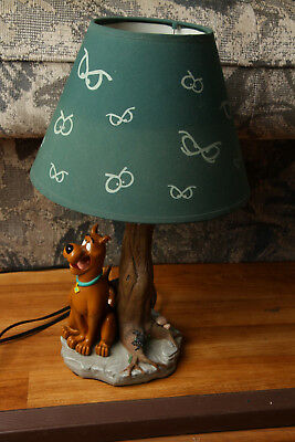 Scooby Doo Haunted Bayou Tree Lamp 1998 Warner Brothers Studio Store Exclusive