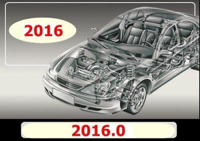 NEW!!! 2016.0 Universal Cars & Tucks Diagnostic Software and activation