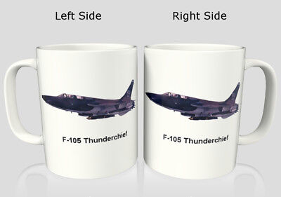 F-105 Thunderchief Coffee Mug