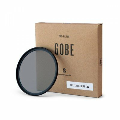 Gobe Filtro Polarizzato Slim CPL 77mm Japan Optics (m3A)