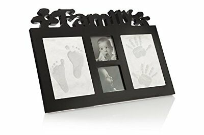 Baby Handprint and Footprint Kit with Frame Keepsake Gifts for Boy or Girl NEW