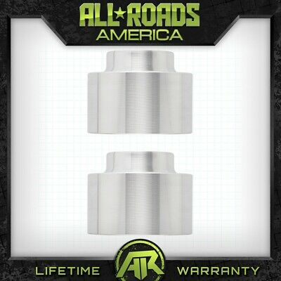 """1.5"""" Rear Silver Coil Spacer Lift Kit Mercury Crown Victoria Town Lincoln Ford"""