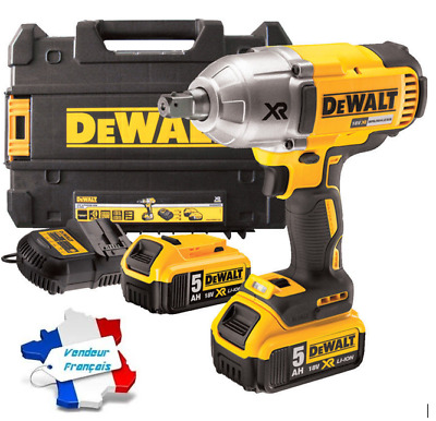 Boulonneuse à chocs DEWALT DCF899P2 18V Li-ion Brushless 3 vitesses - 950Nm