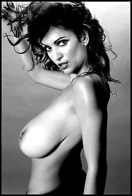 early Teen DENISE MILANI Foto Poster 20 x 30 cm (8 x 12 in) glanz archivfähig