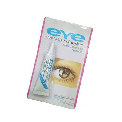 Women Beauty Waterproof False Lashes Eyelashes Makeup Adhesive Eye Lash Glue O5