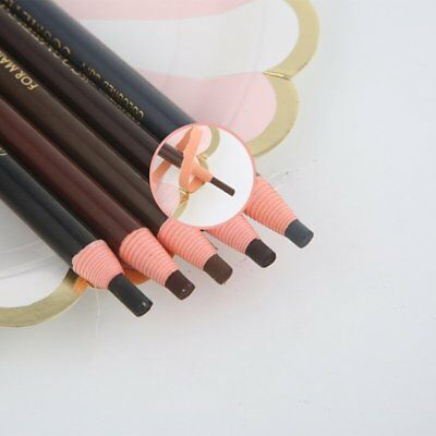 Lasting Waterproof Positioning Eyebrow Pencil Eye Brow Liner Cosmetic Tool O5