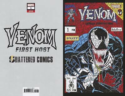 VENOM First Host #1 ~ SHATTERED COMICS VARIANT, Little Giant Comics PRE-SALE