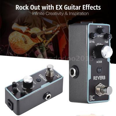 ENO Guitar Reverb Effect Pedal from Spring, Hall, Echo to Space sound H9T3
