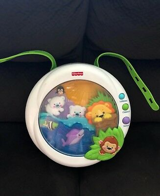 Fisher-Price Pric Woodland Friends 3in1 Musical Mobile