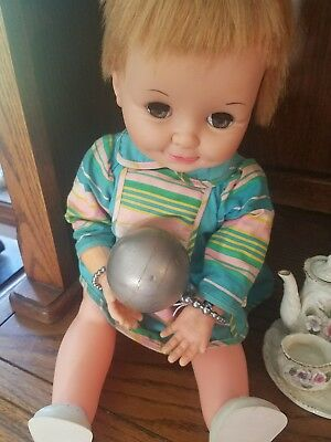 Baby Catch A Ball, 1969 Vintage