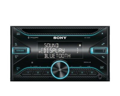 Sony Bluetooth Audio System WX-920BT