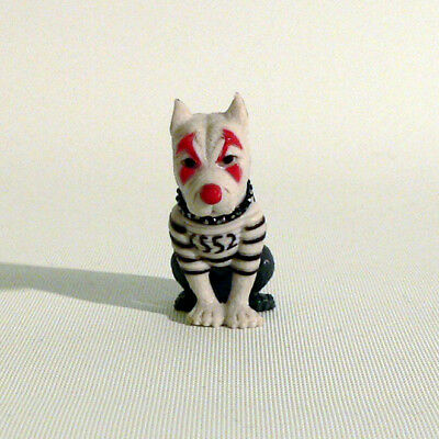 Homies Dog Pound Figur / Figure - Clown Pitty Pitbull - 1:24 - Rarität / Rarity
