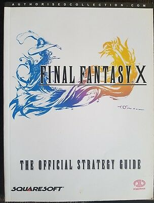 Final Fantasy X - The Official Strategy Guide by Piggyback