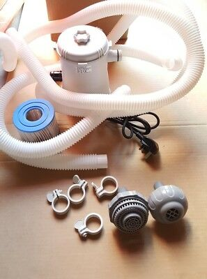 Replacement Flowclear Pool Filter Pump, 330 Gal, 230V ...