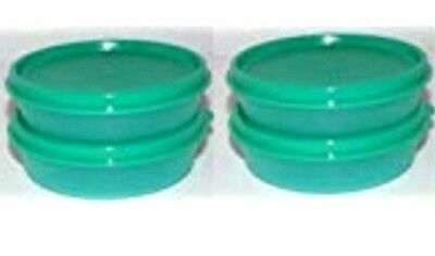 1fc773b220fc NEW TUPPERWARE BIG Medium Little Wonders Lunch Box Containers Set 3 ...