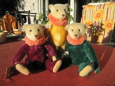 steiff Circus Dolly Bear - Replica 1913 USA-Artikel, Mohair