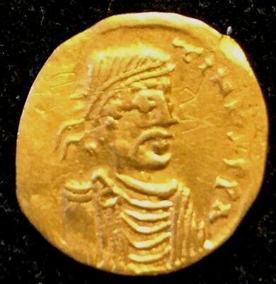 Ancient Byzantine Gold Coin Semissis!!! Constans Ii. 641 - 668 Ad!!! Nice !!!