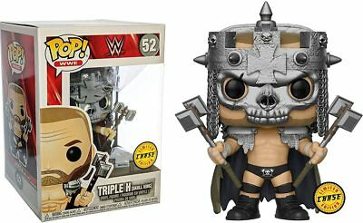 Funko Pop WWE Series 8: Triple H [Skull King] #30987 CHASE LIMITED EDITION