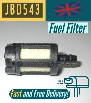 Fuel Filter For petrol Chainsaw, Blower, Strimmer, Husqvarna Stihl McCulloch etc