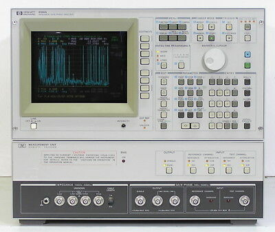 HP 4194a Impedance / Gain-Phase Analyzer Opt 350 (50 ohm)