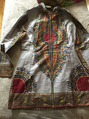 2 African Tribal clothing
