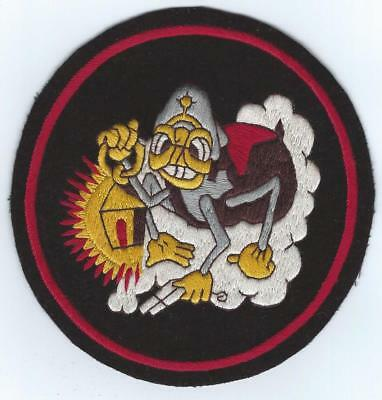 USAAF AIR FORCE PATCH REPRODUCTION 419th NIGHT FIGHTER SQUADRON