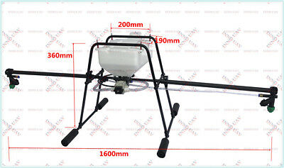 5KG spraying gimbal/system for Agricultural UAV drone, sprayer drone, 5L gimbal