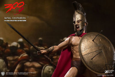 1/6th STAR ACE TOYS SA0030 300 Sparta Warrior King Leonidas Figure Model Collect