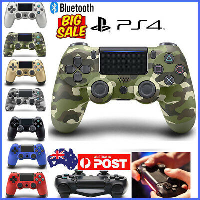 For Sony PS4 DualShock 4 Wireless Controller Playstation 4 Jet Gamepad Joypad AU