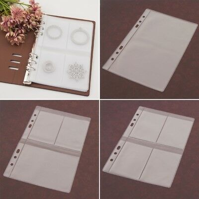 DIY Scrapbooking Cutting Dies Stencil Storage Book Collection Album Cover Holder