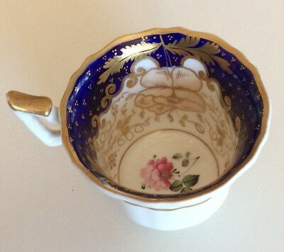 Collectable Antique 19 th Century Small Unmarked China Cup