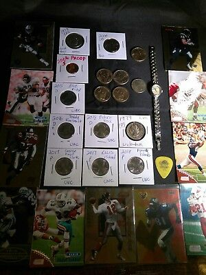 Coins Cards Junk Drawer