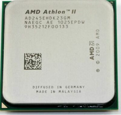 AMD CPU Athlon II X2-245 2.9GHz Socket AM3 Elegant A6G9 X5G7