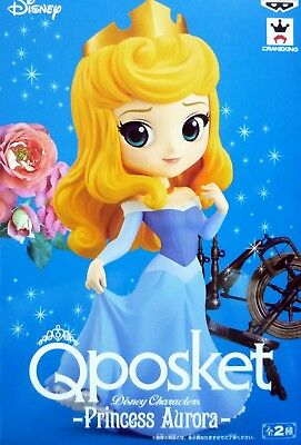 Q POSKET DISNEY Characters Special Color Princess Aurora 2 / Sleeping Beauty