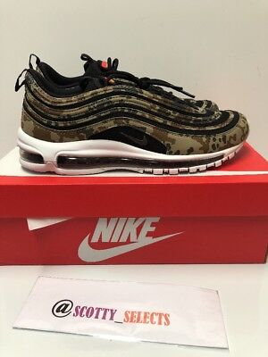 newest a4894 fcaad Brand New (DS) Nike Air Max 97 Germany Country Camo size 11 Men s