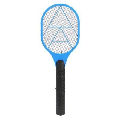 Batteries Electric Mosquito Swatter Anti Mosquito Fly Repellent Pest Reject I7X3